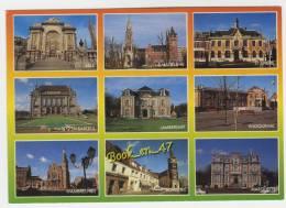 {34668} 59 Nord La Banlieue Lilloise , Multivues ; Wasquehal Marquette Lambersart Bondues Wambrechies Marcq En Baroeul - Otros Municipios