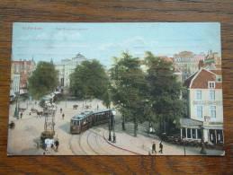 VAN HOGENDORPSPLEIN ( Tram ) Anno 1913 ( Zie/voir Foto Voor Details ) !! - Rotterdam