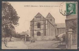 53 - JAVRON - Eglise De Javron - Edition Dussart - Autres Communes