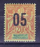 MADAGASCAR N° 112 Neuf Charniere - Neufs