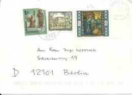 Österreich 2000 Kirchberg In Tirol -- Berlin D - 1945-.... 2ème République