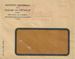 France Martigues 1950 / Energic BP Energol / Pêtrole Petroleum - Pétrole