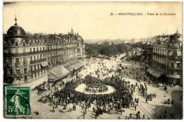 34 MONTPELLIER PLACE DE LA COMEDIE - Montpellier