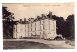 Margency (95) Le Chateau De Montgarny - Otros Municipios