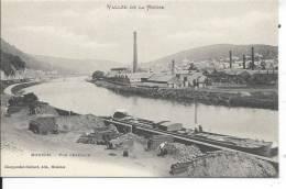 NOUZON - Vue Générale - PENICHE - France