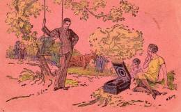Publicité : Comptoir Phonographique - Werbepostkarten