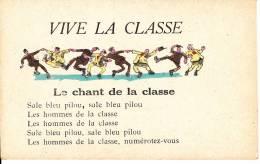 VIVE LA CLASSE - Humour
