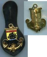 K14 TDM 6° Bataillon D'Infanterie De Marine, écu Jaune, Panthère - Esercito