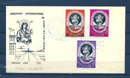 HAITI, 15/12/1964 Aeroport International De Port Au Prince  (GA8633) - Avions