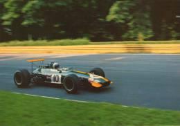 MONZA , Autodromo , Gran Premio D´ Italia F 1   ,  1968  , Repco  Brabham   F 1  * - Monza