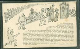 Enterrement Du Regretté Père 100  - Bcb54 - Humoristiques