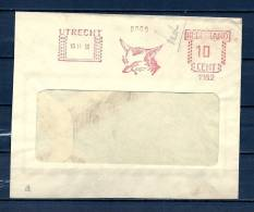 NEDERLAND, 10/11/1950 UTRECHT  (GA8976) - Postzegels