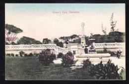 BDS-01 BARBADOS QUEEN'S PARK - Barbades