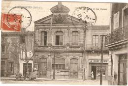 Fontès .L Hotel De Ville Et Les Postes - Non Classés