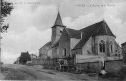 Carte Postale Qui Représente Le Village De BINGES - France