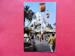 Disney > Disneyland Matterhorn Mountain  1974 Cancel---------------- ----------ref 834 - Disneyland