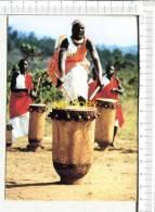 BURUNDI -  Tambourinaires De  GITEGA - Burundi
