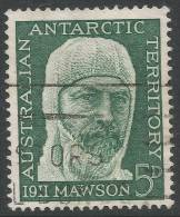 Australian Antarctic Territory. 1961 50th Anniv Of 1911-14 Australasian Antarctic Expedition. 5d Used - Australian Antarctic Territory (AAT)