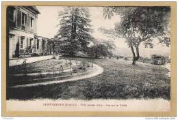 95  SAINT GERVAIS Villa Jeanne D´arc Vue Sur La Vallée - France
