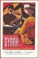 PUB - Concours D'Affiches BYRRH - 6e Prix A. Butteri - Werbepostkarten