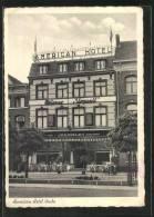 CPA Venlo, American Hotel Jos. Dielen, Keulschepoort 14 - Venlo