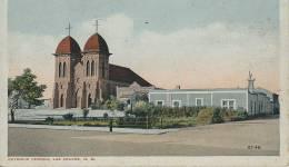 K K S 495/C P A -AMERIQUE -    NEW JERSEY-  CATHOLIC CHURCH LAS CRUCES - Etats-Unis