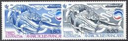 TAAF, N° 113 à N° 114** Y Et T - Terre Australi E Antartiche Francesi (TAAF)