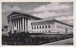 Washington DC United States Supreme Court Building Dexter Press