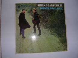 """33 Tours 30 Cm -  SIMON & GARFUNKEL   - CBS 62408  """" THE SOUNDS OF SILENCE """" + 10 - Vinyl-Schallplatten"""