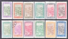 Madagascar  79+  *  (o) - Unused Stamps