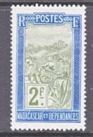 Madagascar  113  * - Unused Stamps