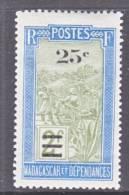 Madagascar  136  * - Madagascar (1889-1960)