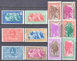 Madagascar  147+  * - Unused Stamps