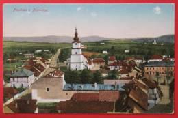 SLOVAKIA - Prievidza, Privigye - Slovaquie