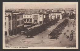 DF / MAROC / RABAT / AVENUE DAR-EL-MAGZEN - Rabat