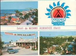 Italien -  Misano Adriatico - Camping - Cars - BMW - Opel - Mercedes - Rimini