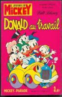 MICKEY PARADE 1029 Bis : Donald Au Travail !!, Walt Disney 1972 ( Prix 3,50 F) Edi-Monde * TTBE+ - Mickey Parade