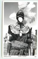 AFRICAN TYPES  - Elgeyo Warrior. - Kenya