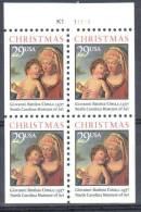 United States 1993 Christmas - Painting - Sc #2789 - Mi.2405D,E - MNH (**) - Nuevos
