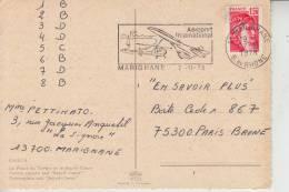 FLUGZEUGE - CONCORDE - Postmark 1978 - 1946-....: Moderne