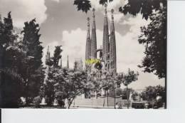 Barcelona  Templo De La Sagrada Famillia - Barcelona