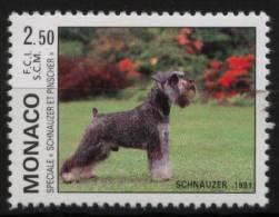 N° 1760 De Monaco - X X - ( E 389 ) - Cani