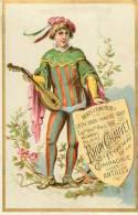 Chromos Réf. 393. Le Rhum Chauvet - Compagnie Des Antilles - Exposition Universelle 1889 - Membre Du Jury - Kaufmanns- Und Zigarettenbilder