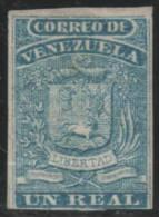 VENEZUELA - Yvert #2 - Mint No Gum (*) - Venezuela