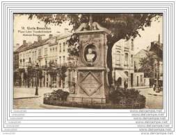 UCCLE (Bruxelles) -Place Léon Vanderkindere, Avenue Brugmann - Oblitération De 1926 - Edit. : H. Van Acker, Uccle - Uccle - Ukkel