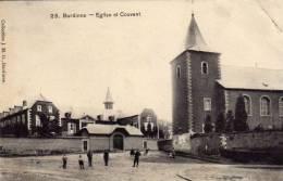 25 - Burdinne - Eglise Et Couvent   -   Collection  J. M. G. Burdinne   -   Avant 1914 - Burdinne