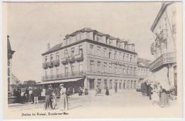 17175g STATION Du VICINAL - HOTEL De Bruges - Knocke-sur-Mer - De Haan