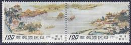 """Taiwan/Formosa 1968. Bilderrolle """"Die Sagenhafte Stadt Cathay"""" (B.0202) - 1945-... République De Chine"""