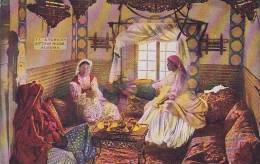 Algeria A Turkish Sitting Room