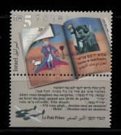 Israel ** N° 1246 - Hommage A Antoine De St Exupéry - Israel